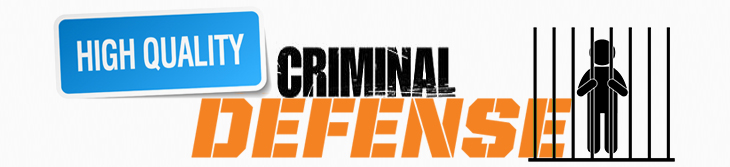 High quality criminal defense