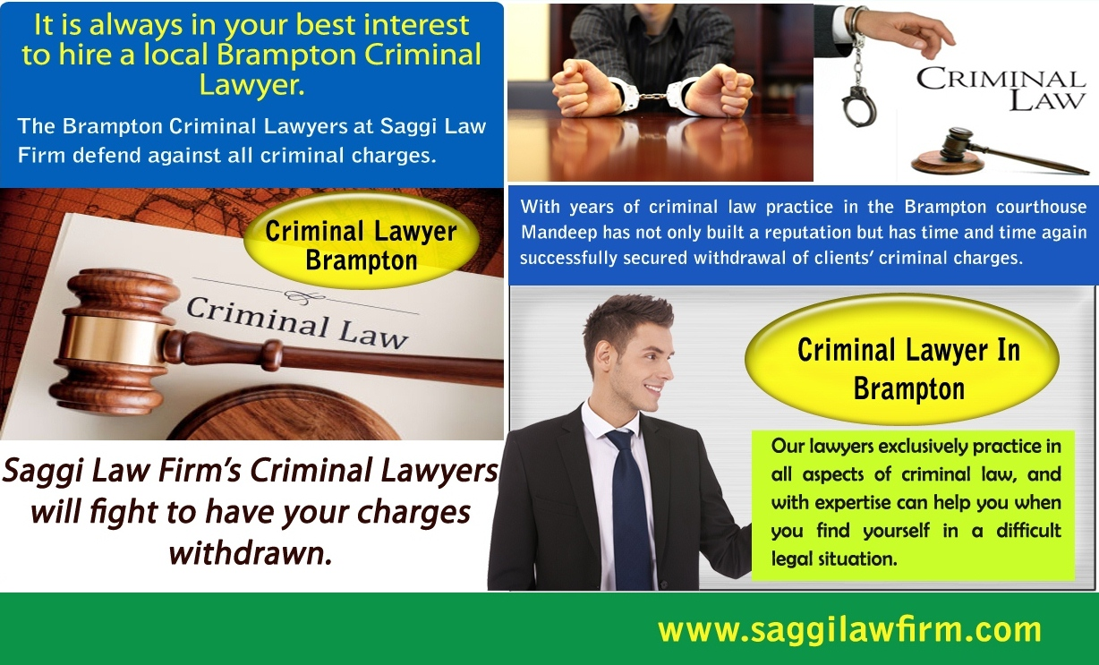 Best Criminal Lawyers In Brampton