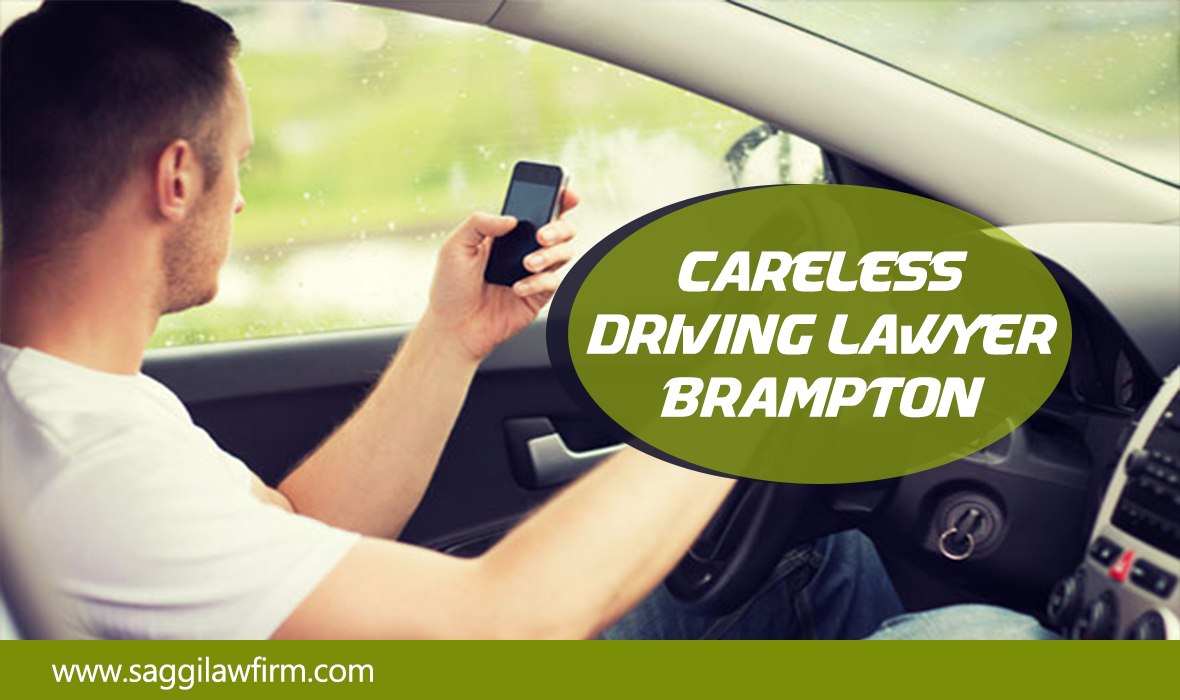 Careless Driving lawyer Brampton