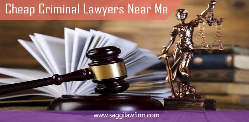 Cheap Criminal Lawyers Near Me