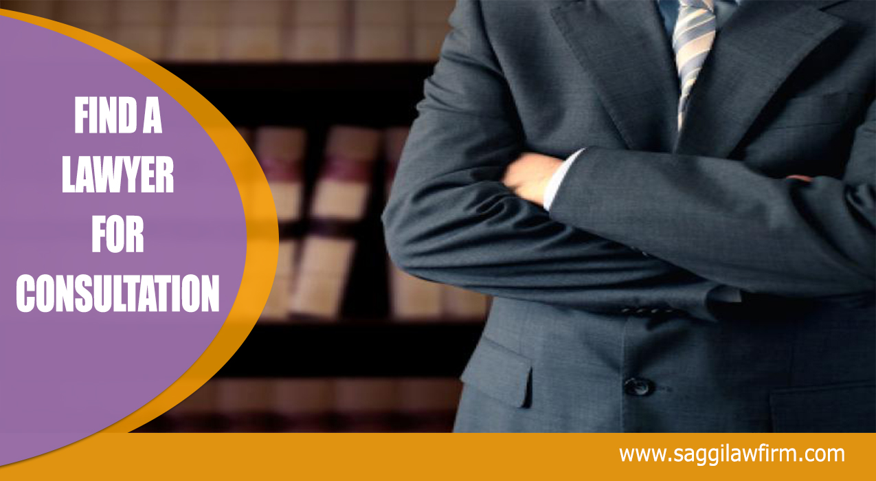 Find A Lawyer For Consultation