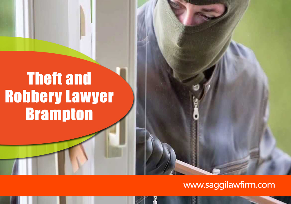Theft And Robbery Lawyer Brampton
