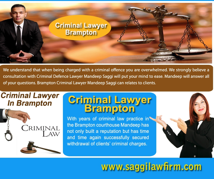 Criminal Lawyers Brampton