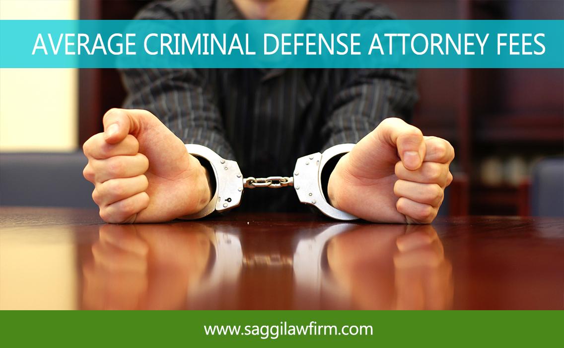Average Criminal Defense Attorney Fees