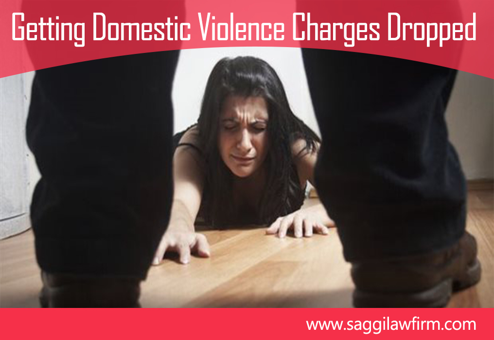 How To Get Domestic Violence Charges Dropped