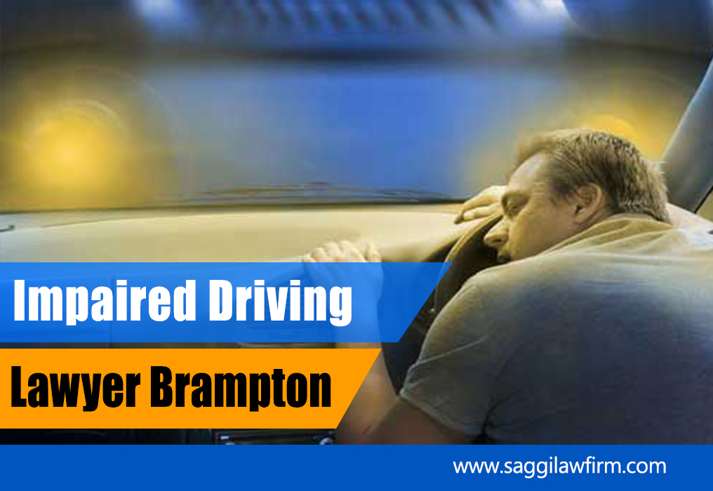 Impaired Driving Lawyer Brampton